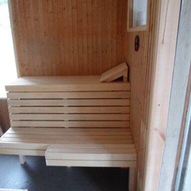ripristino sauna svedese Edilion367